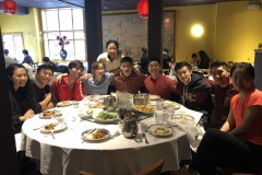 Chinese New Year Team Lunch